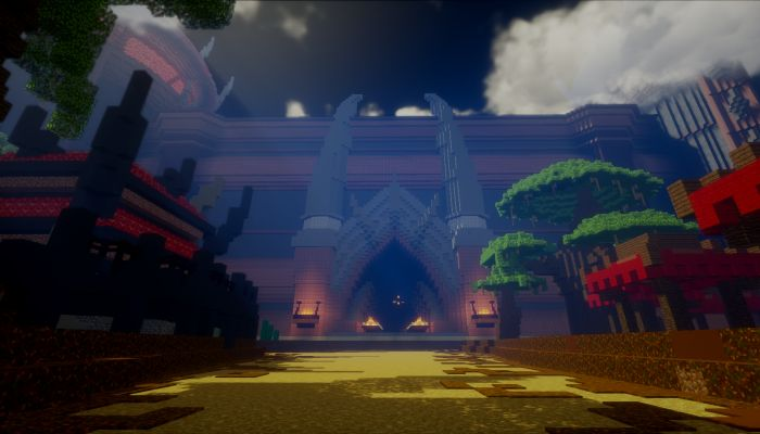 Minecraft Fan Project Recreates World of Warcraft's Orgrimmar & Stormwind