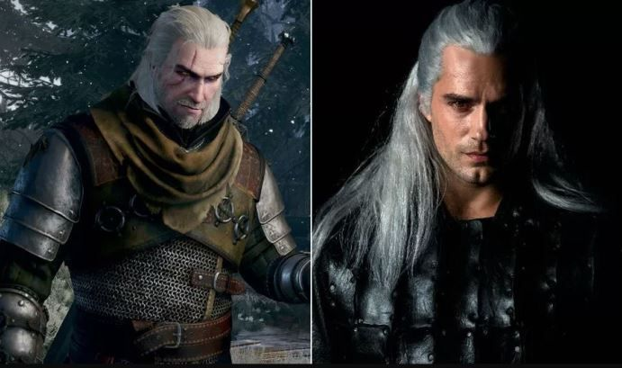 Check Out Henry Cavill as The Witcher in a New Peek from Netflix
