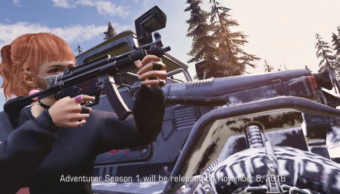 Ring of Elysium Adventurer Pass Season 1 to Launch Today