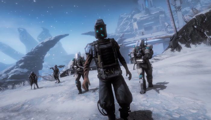 Warframe's Open World Fortuna Expansion Launches for PC