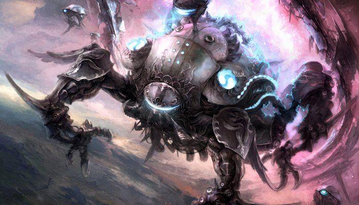Get a Peek at How Final Fantasy XIV Raid Boss Omega Was Designed