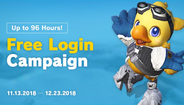 Square Enix Launches Another Final Fantasy XIV Free Login Campaign