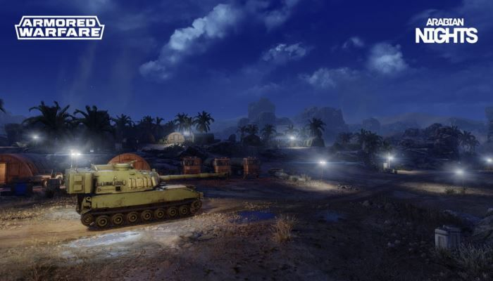 Armored Warfare Season 2 'Arabian Nights' to Debut in December