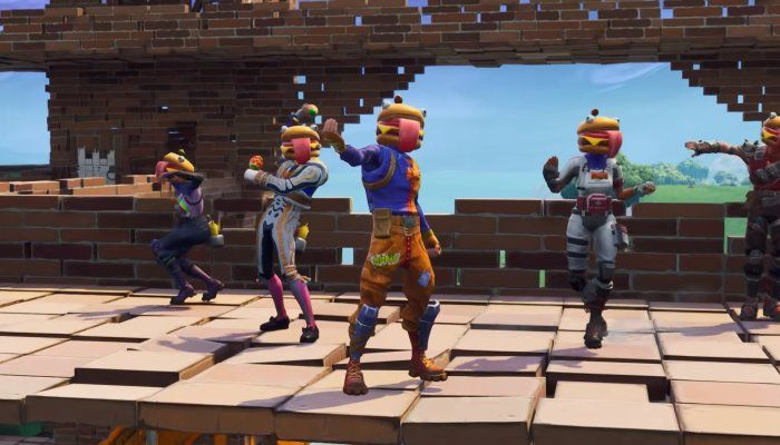 Fortnite Players Can Take Part in an Epic (Pun Intended) Food Fight LTM - Fortnite News