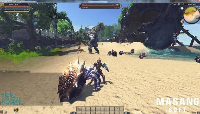 New RaiderZ Video Spotlights Work on Several Core Game Systems - RaiderZ News