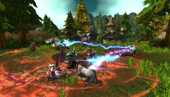 World of Warcraft Alliance Players to Receive War Mode Assistance