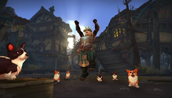 Celebrate 14 Years of World of Warcraft from Today Through November 30th - MMORPG.com