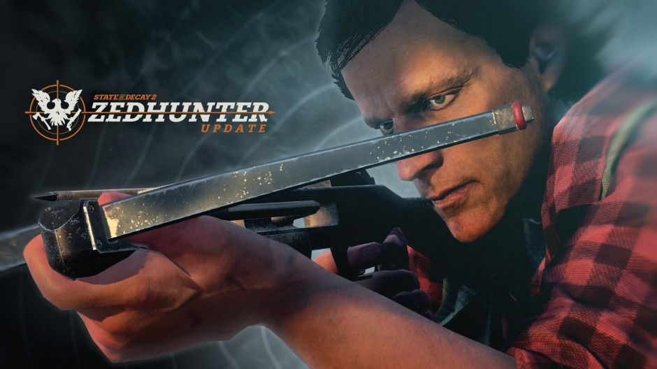 State of Decay 2: Launches New Free Zedhunter Update