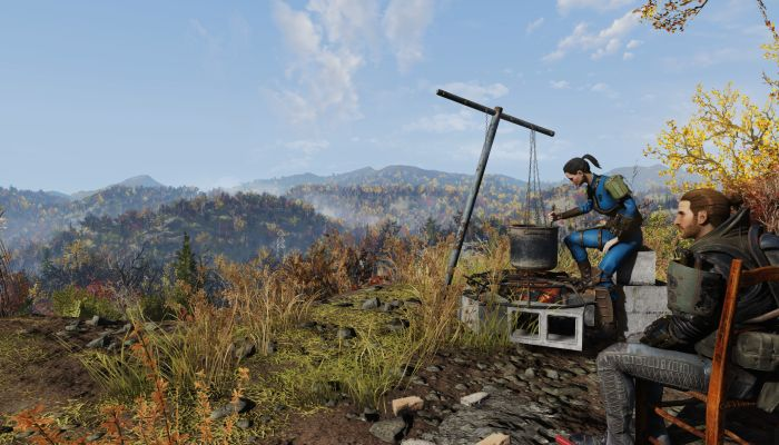 Fallout 76 Update Plans for the Balance of 2018 Revealed