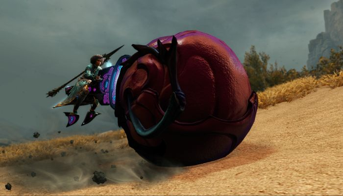 Get Ready to Race On Your Roller Beetle Starting Next Week in Guild Wars 2