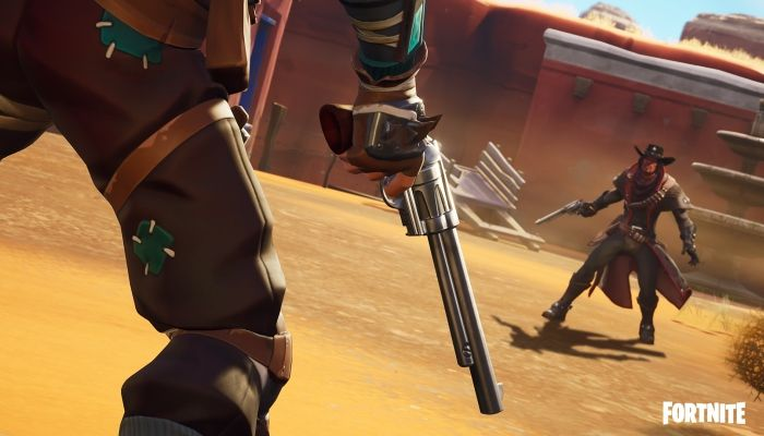 It's High Noon, Pardner, Thanks to Fortnite's 6.30 Content Update