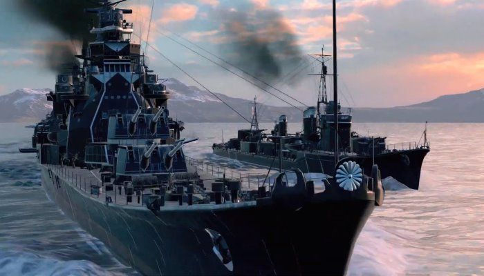 World of Warships Rolls Out Black Friday Deals, Crates & More in New Update