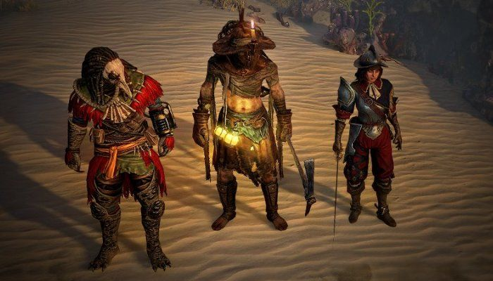 Path of Exile Servers Undergoing DDoS Attacks