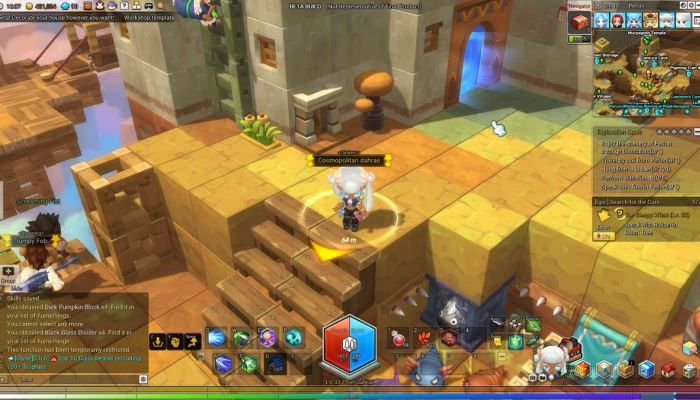 MapleStory 2's End Game to Be Overhauled