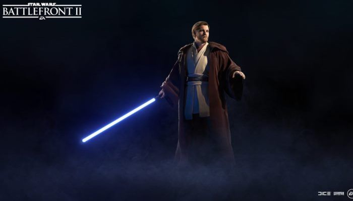Obi Wan Kenobi Coming to Star Wars Battlefront II on November 28th