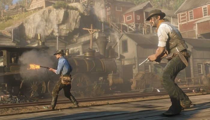 Red Dead Online Rumored to Feature a Battle Royale-like Game Mode