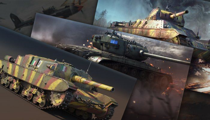 Italian Ground Forces to Join War Thunder in December
