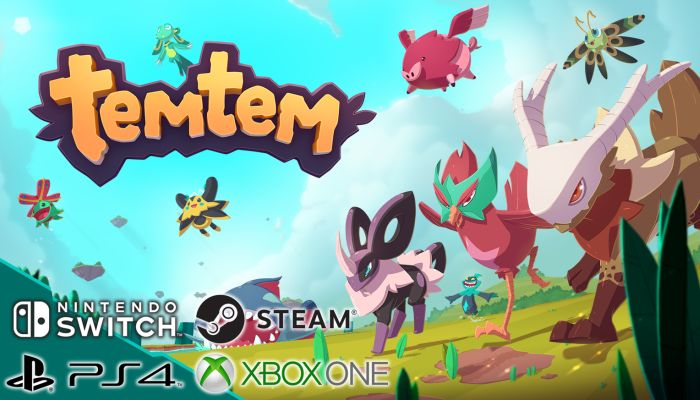 Pokemon Go-like TemTem Launching Alpha Later Today