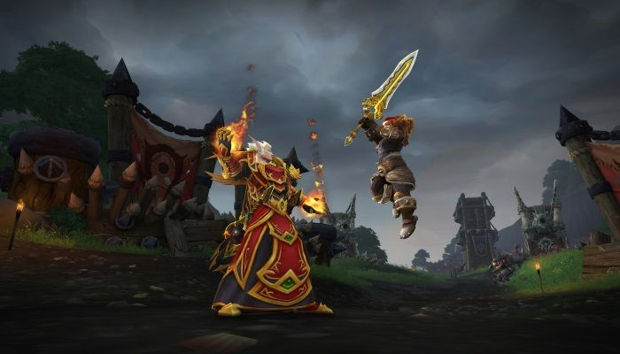 World of Warcraft Devs Preview Blood Elf & Dwarf Heritage Armors