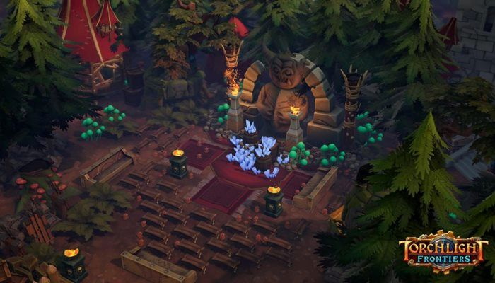 Second Round of Torchlight Frontiers Closed Alpha Testing Coming December 7th - MMORPG.com