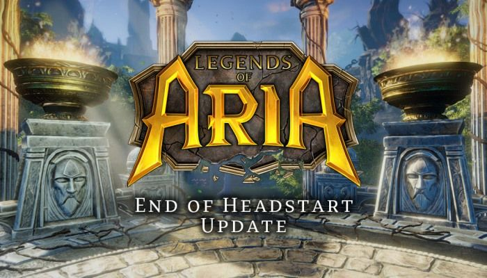 While Legends of Aria Early Access Begins Tomorrow, Steam Launch Pushed to 2019