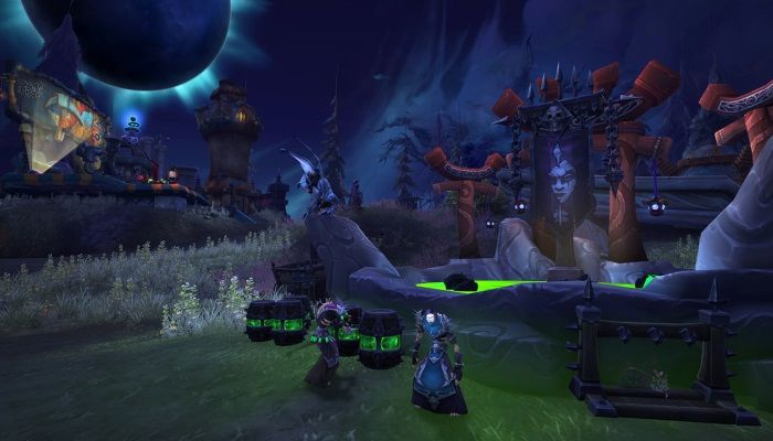 Blizzard Details New Darkshore Warfront Coming in World of