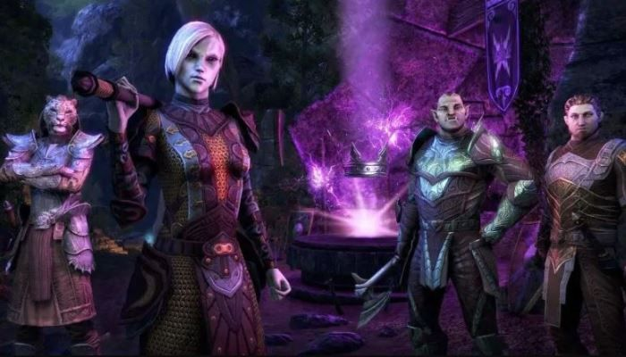 You Can Play Elder Scrolls Online For Free on PC, XB1 & PS4 This Coming Weekend