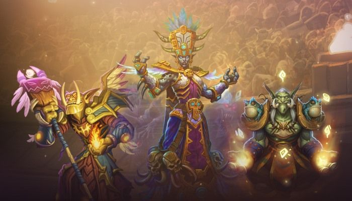 Hearthstone's Rastakhan's Rumble Expansion Lets Everyone be a Troll - Hearthstone News