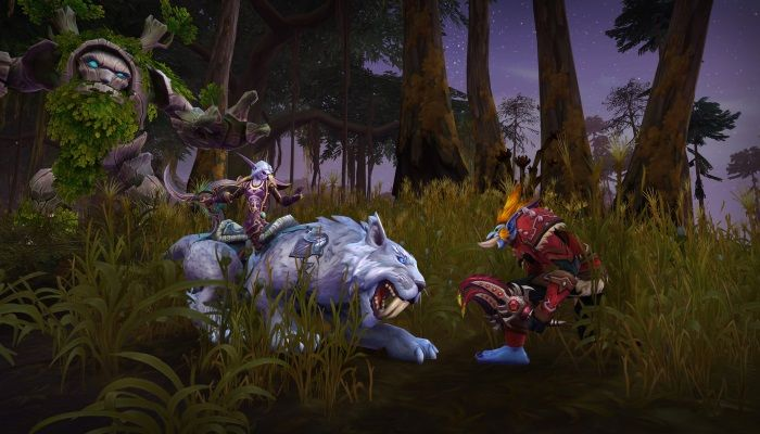 World of Warcraft Devs Detail Incoming Faction Assaults for 8.1