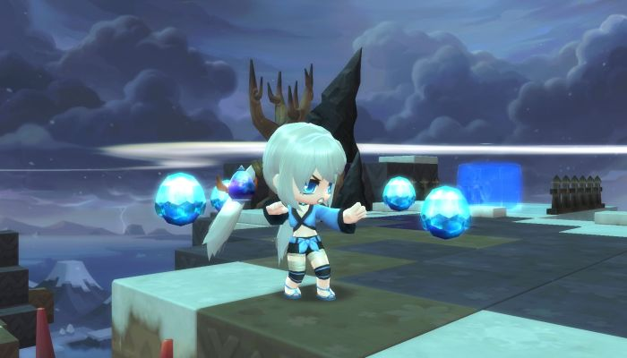 Latest MapleStory 2 Update Brings the Soul Binder & the Sky Fortress to the Game