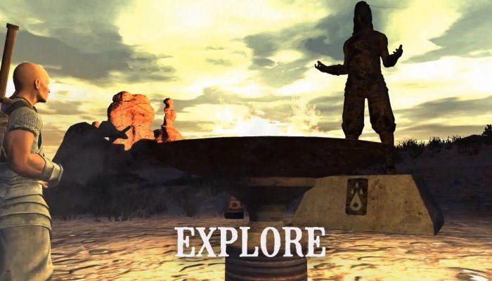 After 12 Years in Development, 'Sword-Punk Sandbox RPG