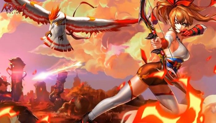 Kritika Online Updated with the Archer Class, a New Challenger Zone & More