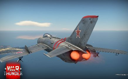 War Thunder to Soon Include Supersonic Jets