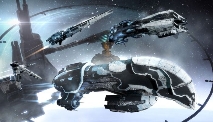 EVE Online's Operation Permafrost to Take Place December 17th to January 2nd