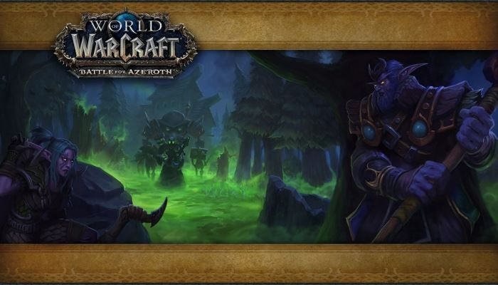 World of Warcraft v8.1 Launches Today - See What's New