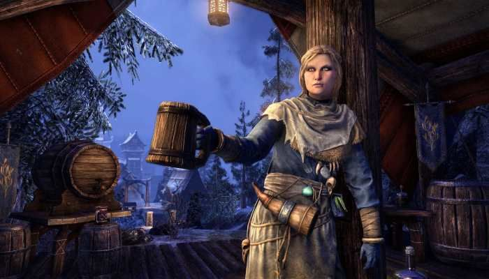 Elder Scrolls Online Invites Players to the New Life Festival Starting December 13th