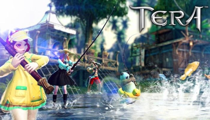 TERA PC Players Can Take Part in BAF Fishing & Wintera Event
