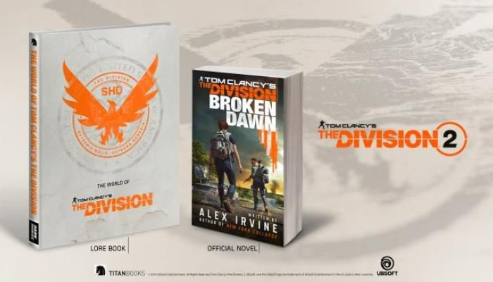 The Division Lore to be Expanded in a New Comic Series & Novel