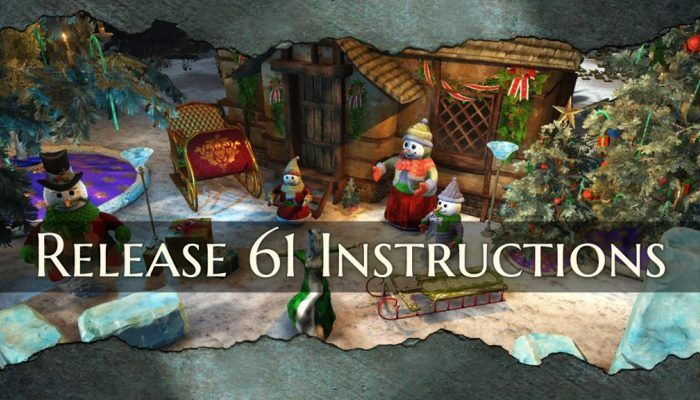 Shroud of the Avatar Release 61 Includes Krampus & Fishing Phase 2