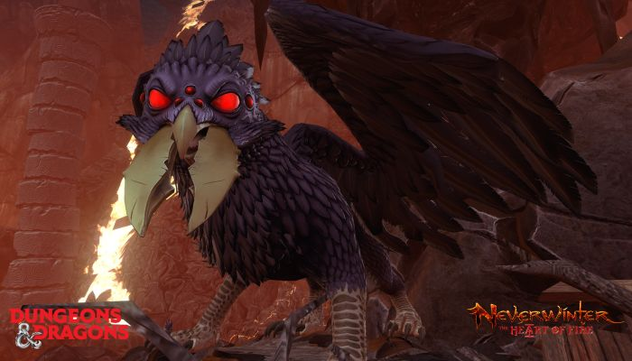 Console Neverwinter Players Can Check Out the Heart of Fire on January 15th