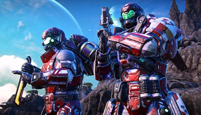 Daybreak Games Announces Planetside Arena - a Second Battle Royale Game from DGC