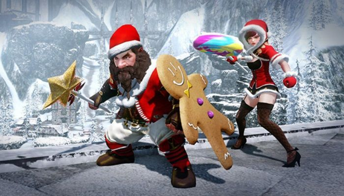 ArcheAge's Holiday Event Kicks Off December 19th Complete with a Brutal, Snowy Brawl - ArcheAge News