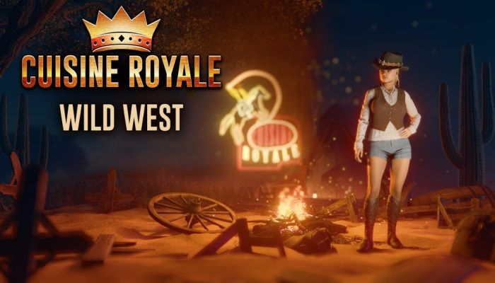 Strap On Your 6-Shooters & Mosey Into Cuisine Royale's Wild West Seasonal Content