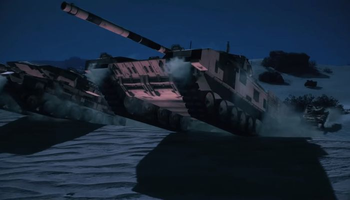 Armored Warfare Updated to Season 2: Arabian Nights