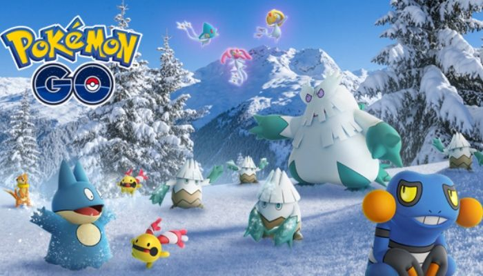 Pokemon Go's Winter Wonders Event to Kick Off on December 18th