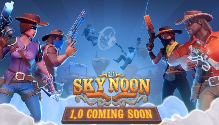 Sky Noon to Launch v1.0 on December 18th