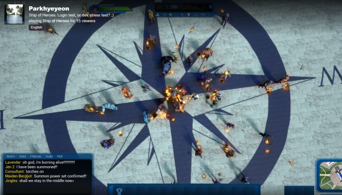 Ship of Heroes Log In Test Deemed a Success by CEO