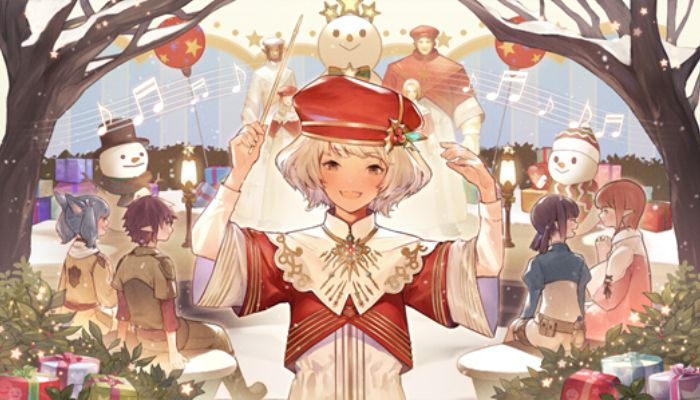 The Starlight Celebration Kicks Off in Final Fantasy XIV