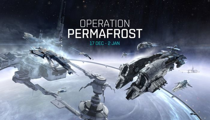 Operation Permafrost to Run in EVE Online Through January 2nd