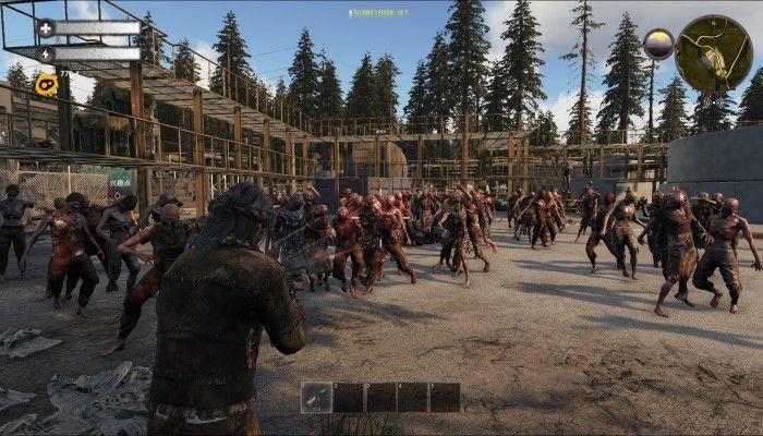 Fear the Night 'Open World Survival MMO' Launches on Steam Early Access